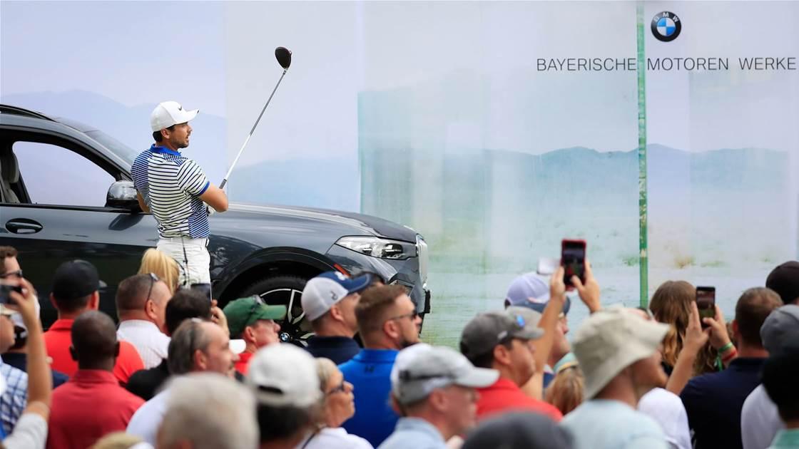 Jason Day bundled out of PGA Tour finals