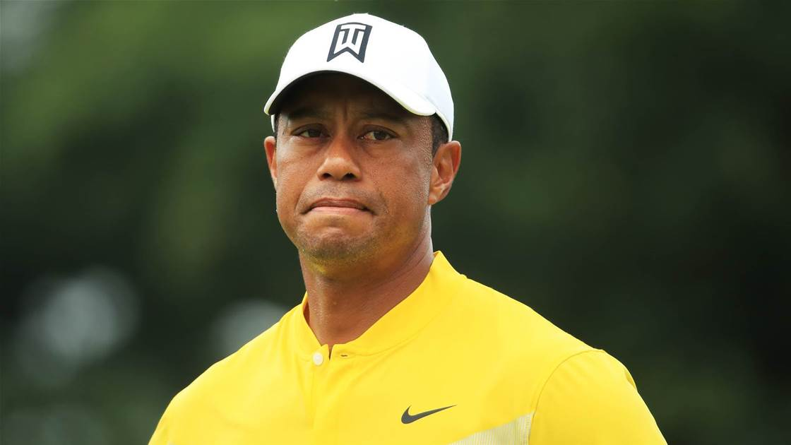 Woods: 'Disappointing' not to make East Lake