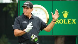 Hotel fire drama for Mickelson at Medinah