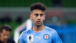 A-League's Western Sydney sign City Olyroos star