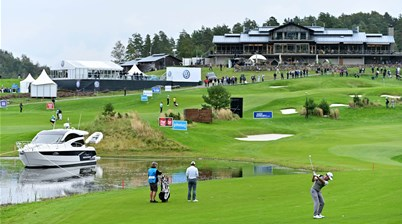 Ormsby leads Scandinavian Masters