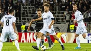 James Holland nets winner in Europa League
