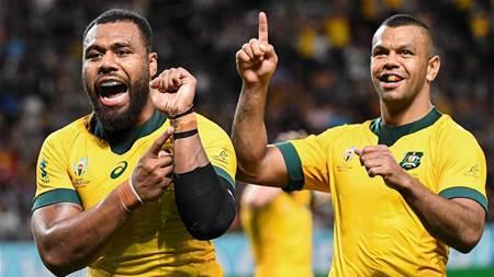 Wallabies and All Blacks Making Winning Starts - next stop Wales and Canada