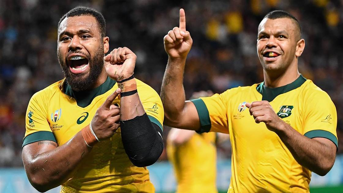 Wallabies and All Blacks Making Winning Starts - next stop Wales and Canada