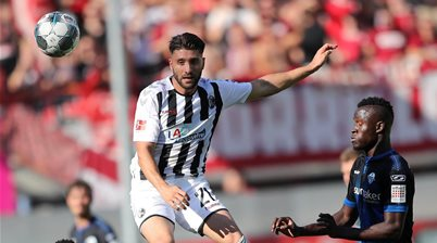 Arnie: Borello X-factor for Next-Gen Roos