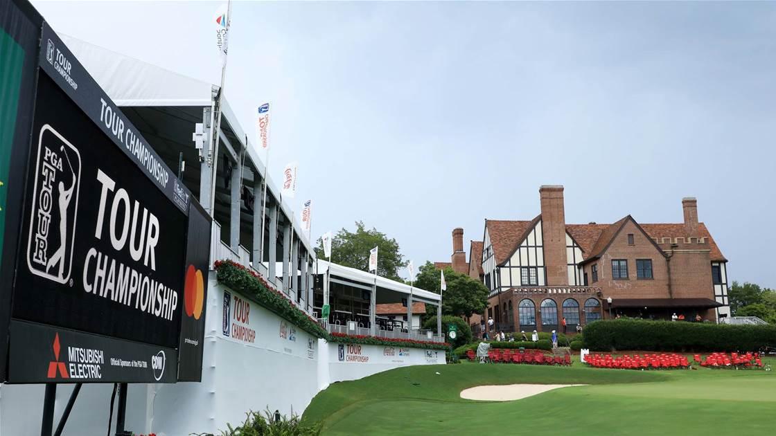 PGA Tour to finish season without spectators