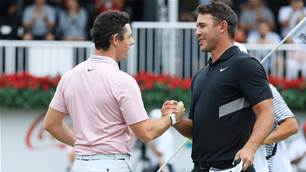 McIlroy & Koepka to resume No.1 rivalry