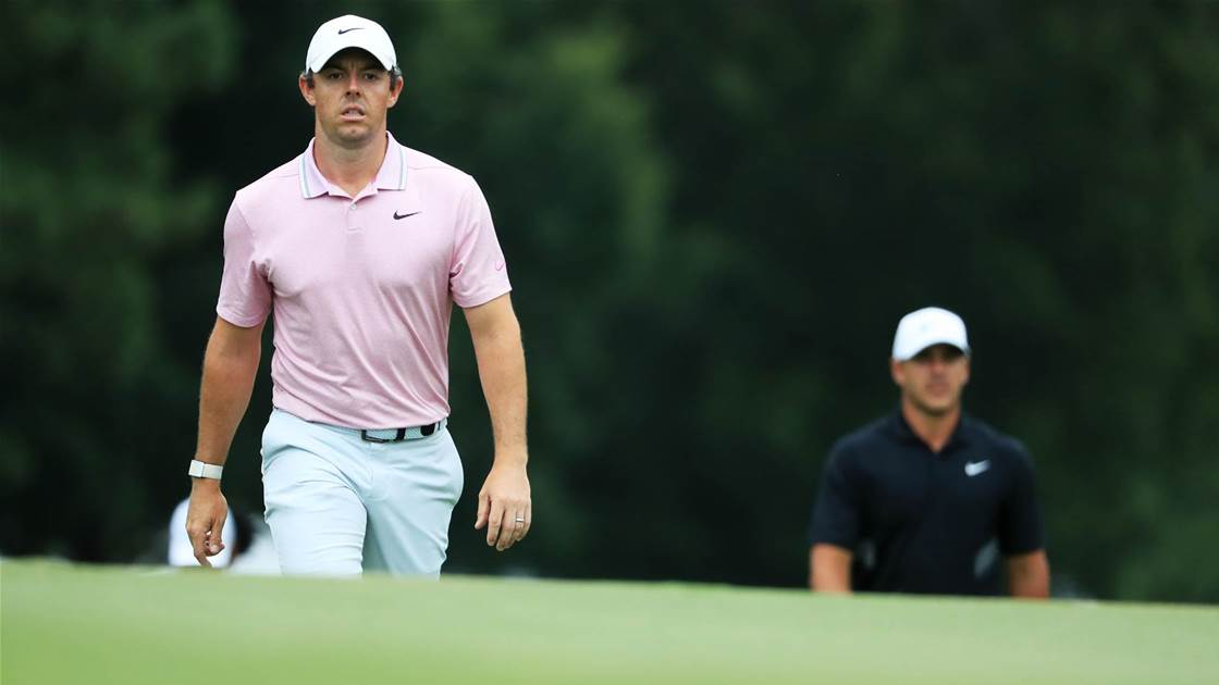 McIlroy returns to World No.1
