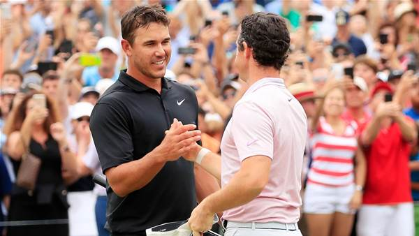 Koepka named PGA of America Player of the Year
