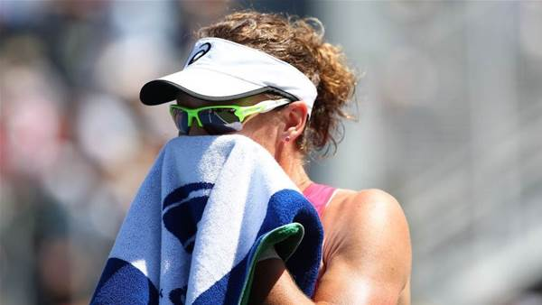 Reinvigorated Stosur narrowly loses Guangzhou title