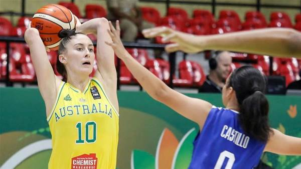 3 Things We Learned: Australian Opals v The Philippines