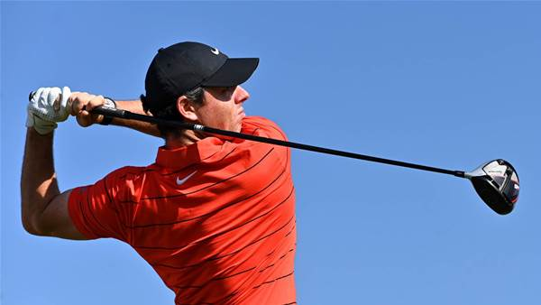McIlroy named PGA Tour Player of the Year
