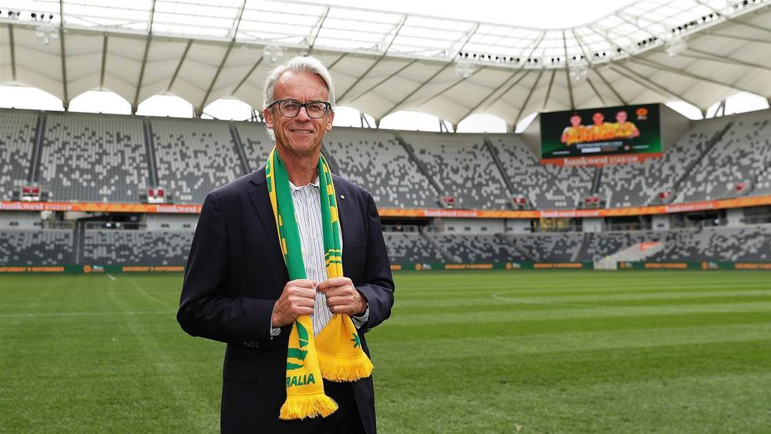 Gallop's top tips for football's future