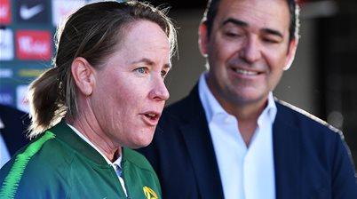 Andreatta quits as Roar W-League coach