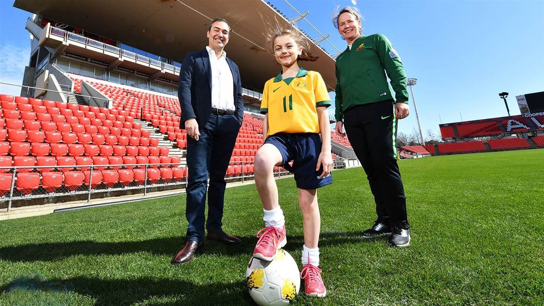 'There's a performance gap...' - Matildas eye squad depth for 2023 WWC