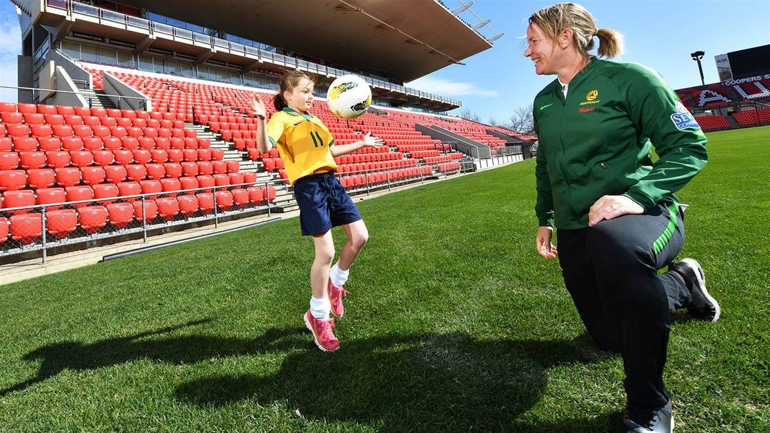 'There is a challenge for us all' - W-League talent need more games