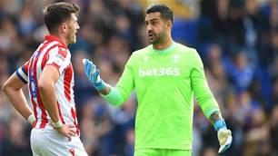 Stoke release Socceroo