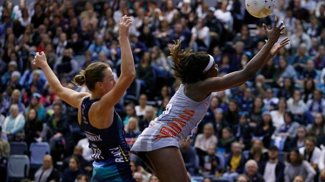 Vixens send Magpies packing in one-sided affair