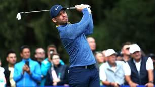 Sick Casey leads Euro Open, Herbert in mix