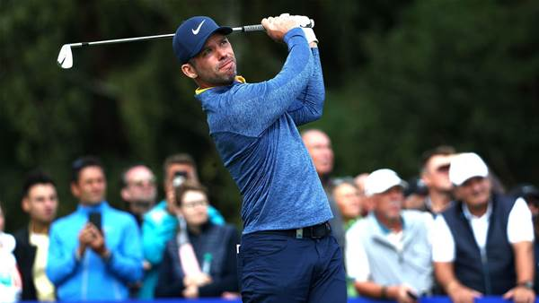 Sick Casey leads Euro Open, Herbert in mix