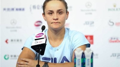 Barty crushes Wimbledon champ