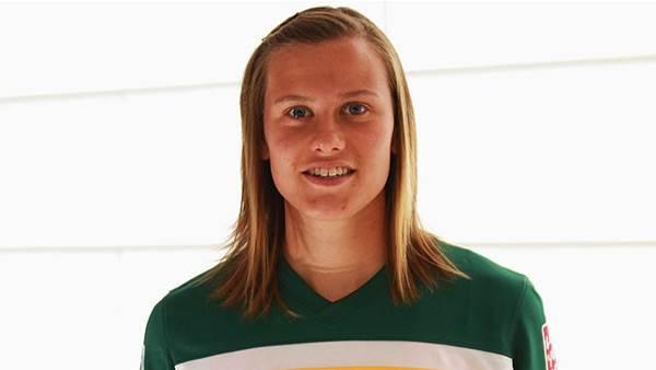 Matildas midfielder to become 8th ever to reach 'unbelievable' milestone