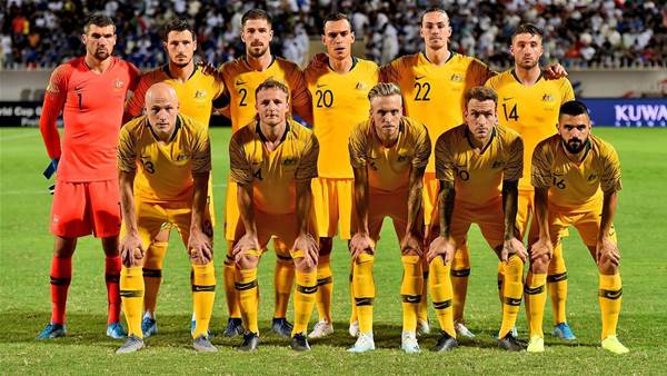Australia vs Kuwait Player Ratings