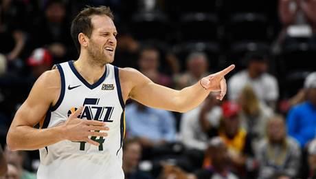 Utah Jazz get offensive