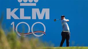 Shinkwin's 66 gives him early control in Amsterdam