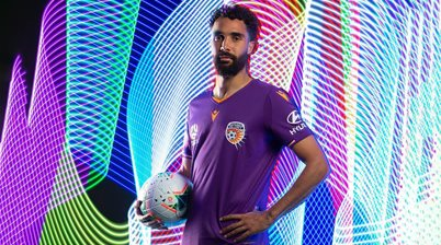 Glory's Malik thrives on Popovic toughness