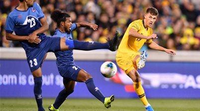 Socceroos winger set to join Bundesliga club