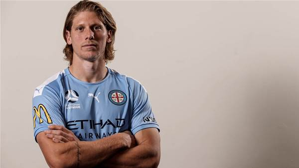Adventurous Delbridge continues to impress for top-of-the-table Melbourne City