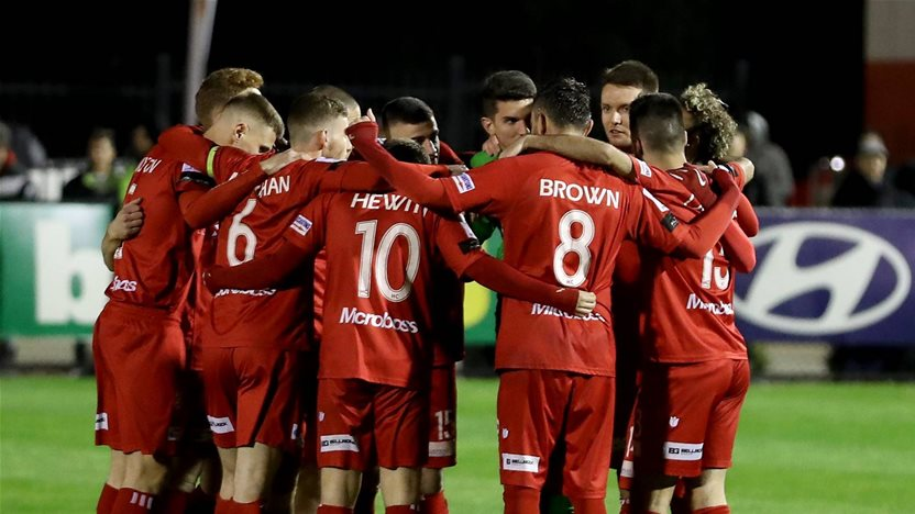 Club's 'shit fight' blast over NPL's return