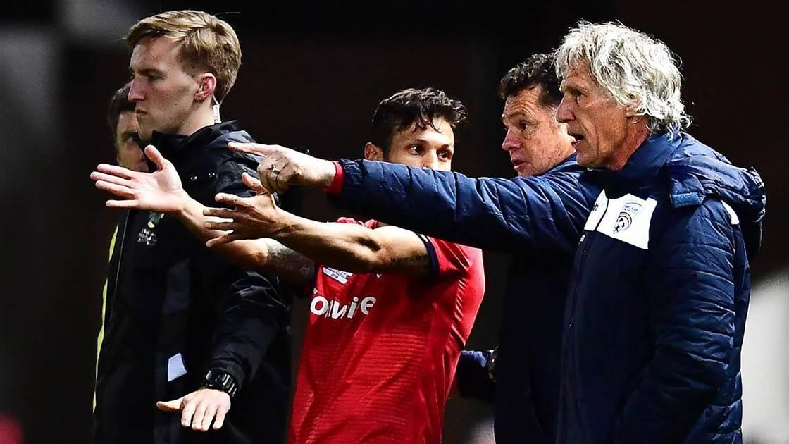 A-League VAR delays 'crazy': Reds' coach