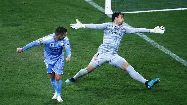 City cruise into FFA Cup semi-finals