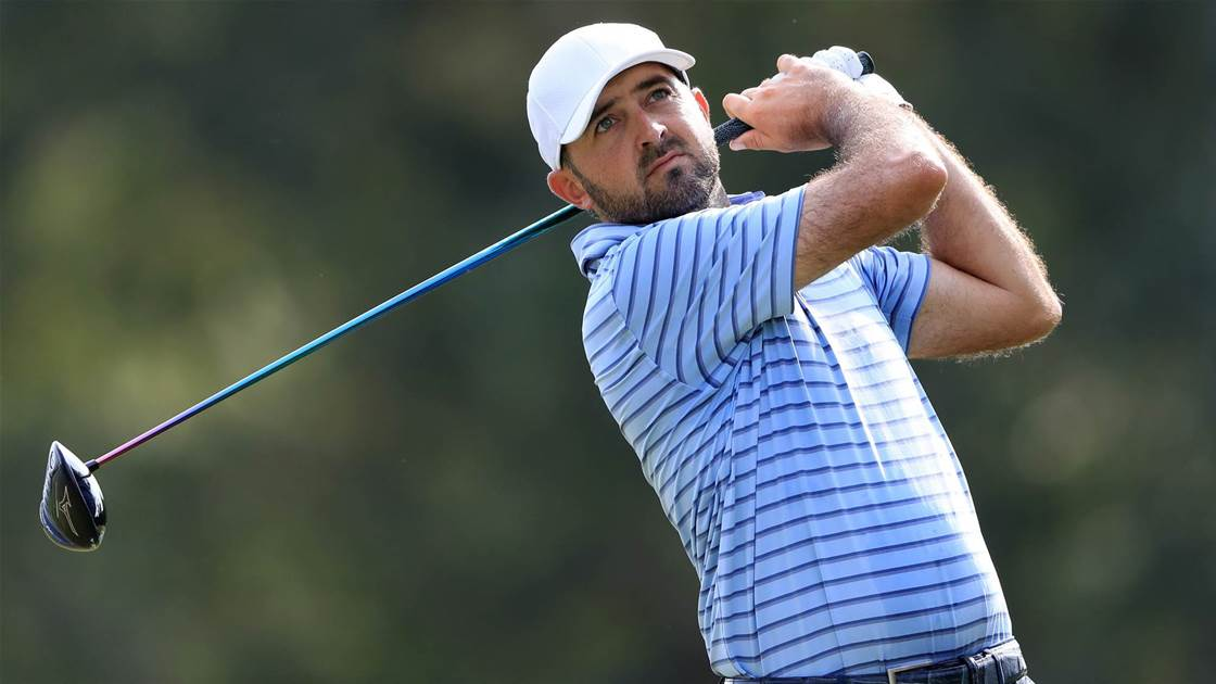 PGA Tour: Gibson starts well at RSM Classic