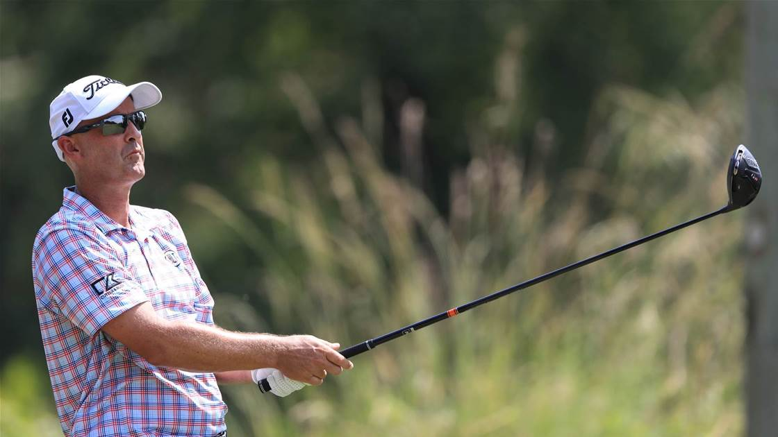Percy fires at Sanderson Farms Championship