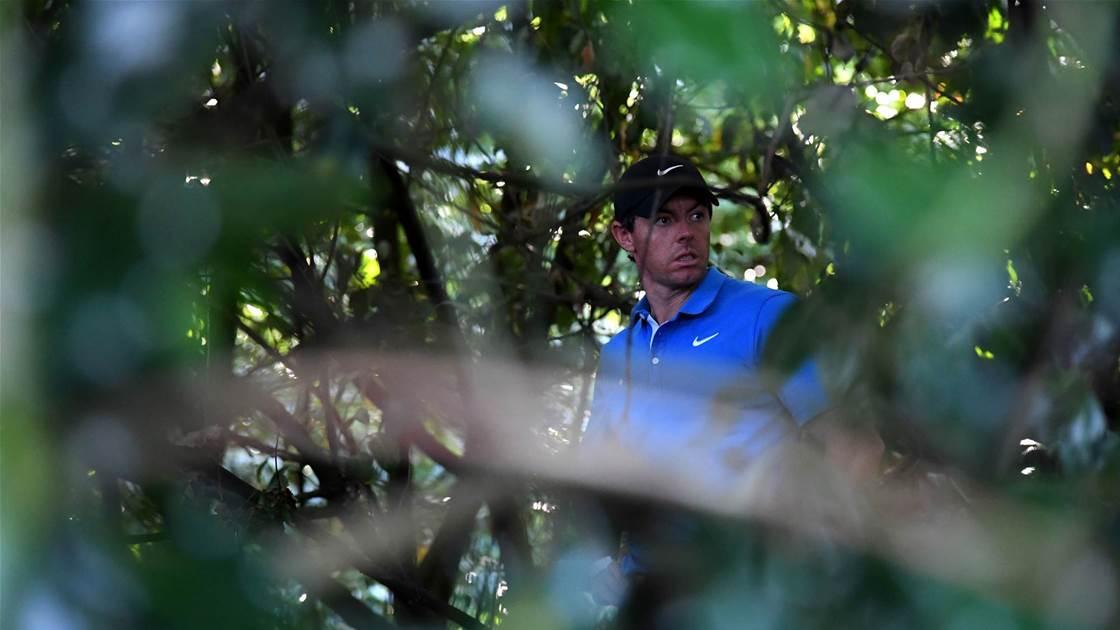 McIlroy slumps at BMW PGA Championship