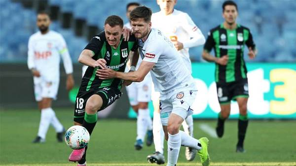 Tough decisions loom as A-League suspended