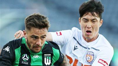 Korean midfielder exits Glory