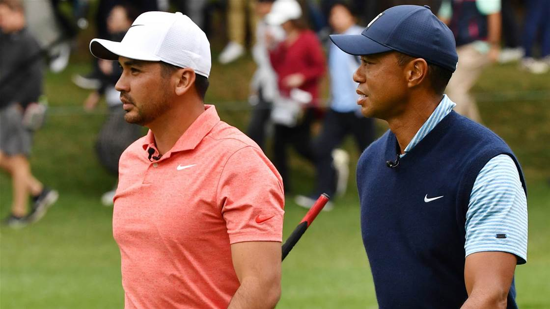 Woods defends Day's Australian absence