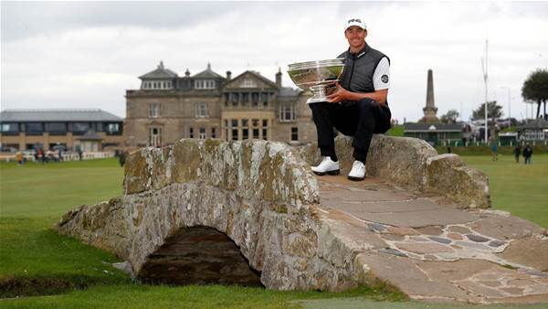 Victor Perez wins Dunhill Links