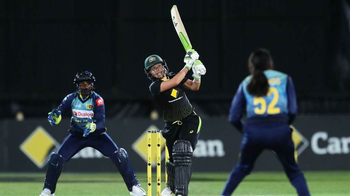 Three Key Points: Australia vs Sri Lanka T20 World Cup