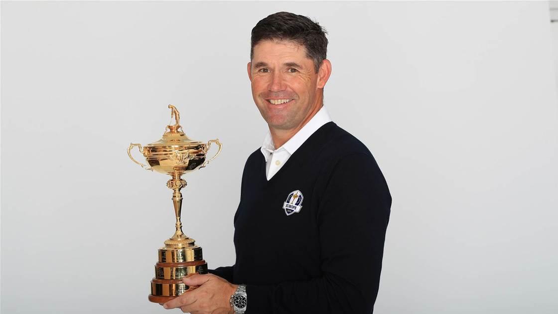 Ryder Cup: Harrington hopes for neutral course setups