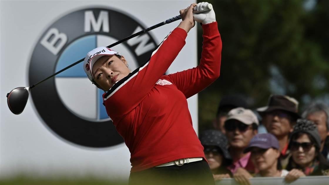 LPGA Tour: Jang beats Kang in BMW playoff