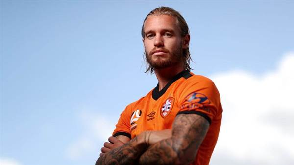 Roar veteran leaves Brisbane: 'This club was my family'