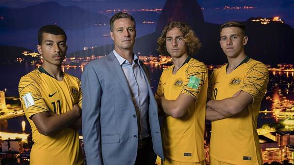 Joeys' World Cup squad named