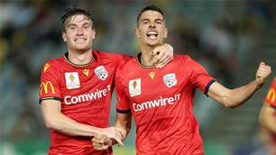 Adelaide return to FFA Cup Final