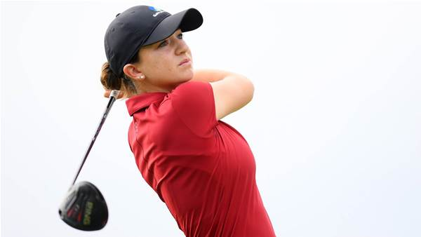 Field taking shape for US Women's Amateur