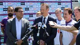 Pignata: 'Blood oath' A-League will have international breaks next season